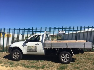 Garrison fencing Perth installation