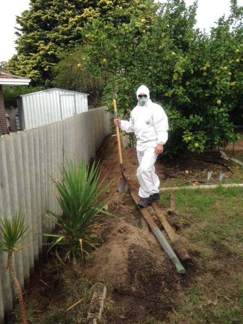 Asbestos Fence Removal Perth And Surrounding Areas