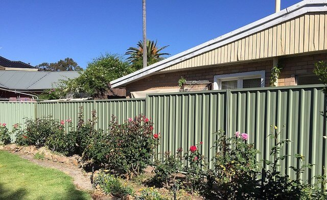 Perth Colorbond Fencing Green