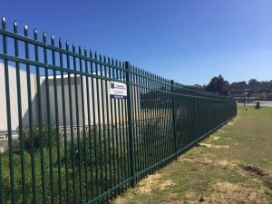 garrison fencing security services