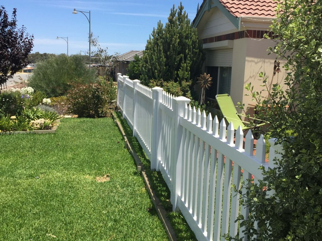 PVC Fencing Styles