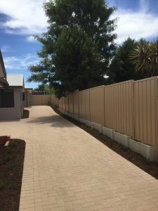 fencing installation in Wangara WA