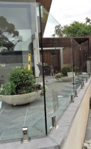 Glass fencing frameless Perth South West 3