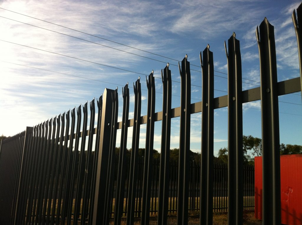 Custom Security Garrison Fencing