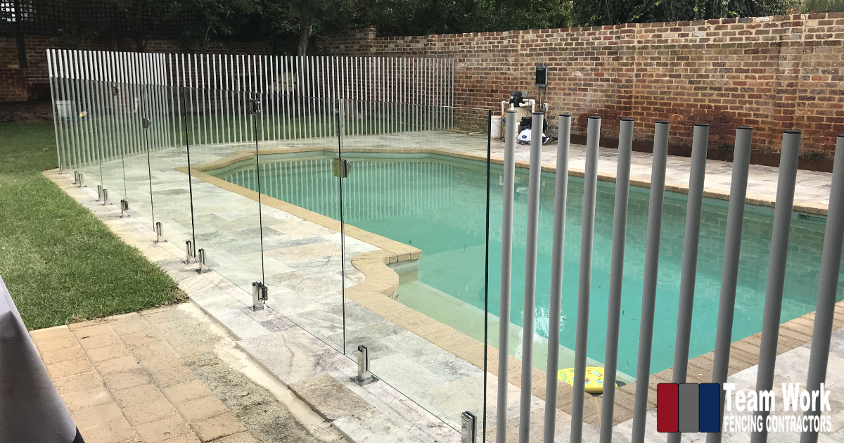 Feature Custom Pool Fence Perth