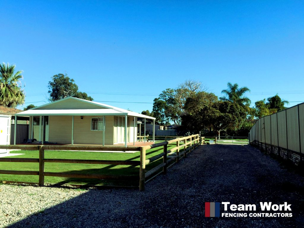 Rural Residential Fencing Perth