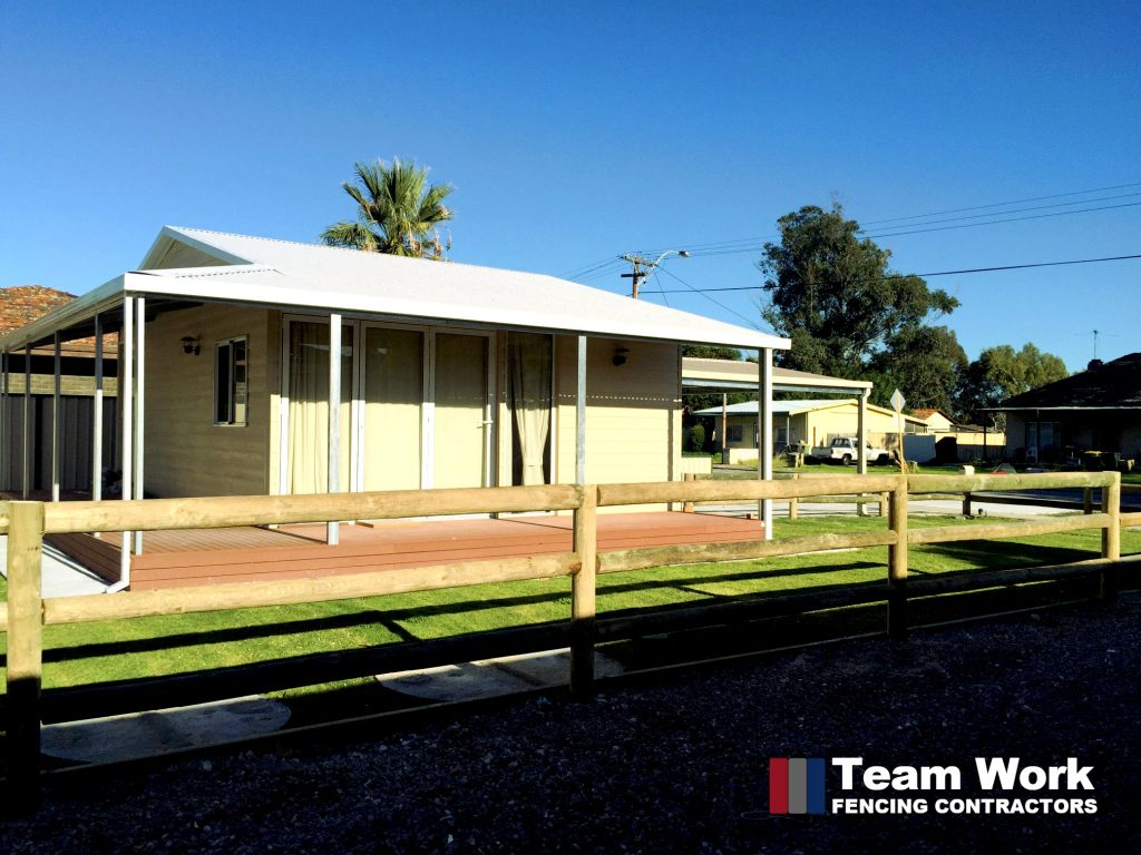Perth Home Rural Fencing Installation