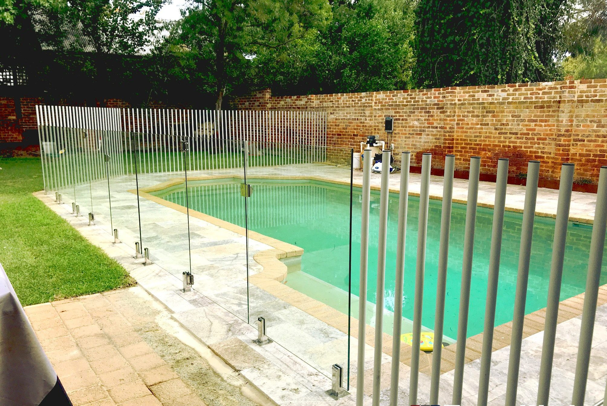 Fence Projects Fence Gallery Team Work Fencing Contractors Perth