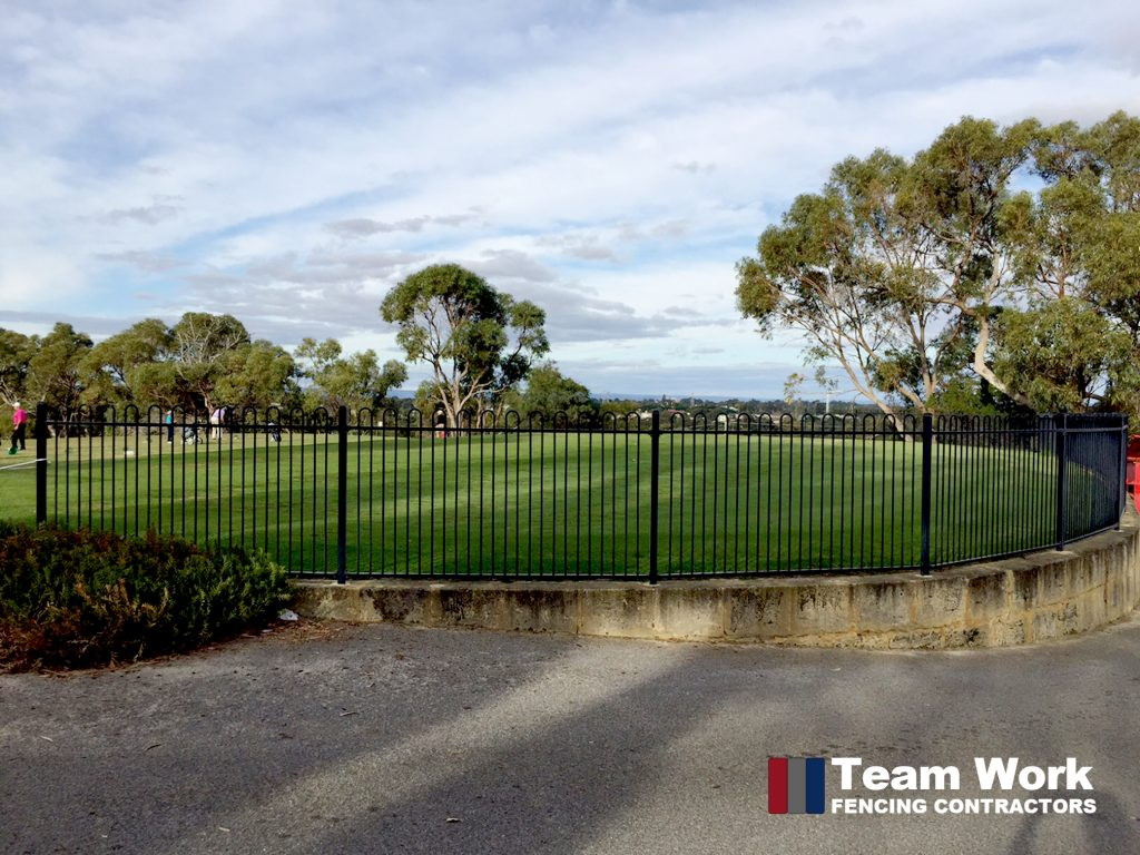 Golf Course Fencing Perth WA