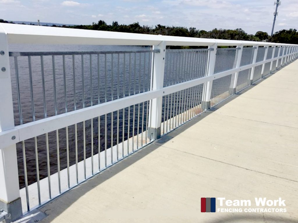 Feature Fencing Garratt Road Bridge Custom Fence Installation Bayswater WA