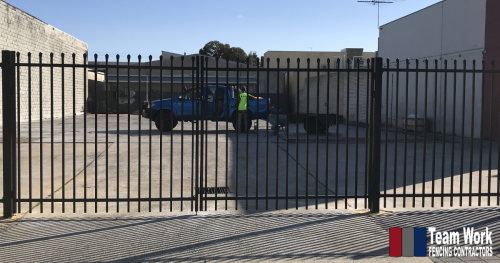 Garrison Security Fencing Perth