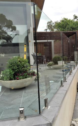 Glass Fencing Frameless Perth South West