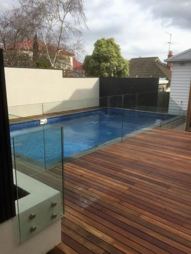 Glass Fence Frameless Perth South West