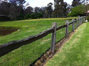 Rural Residential Fencing