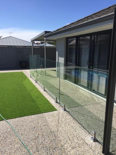 Frameless Glass Pool Fencing Perth WA