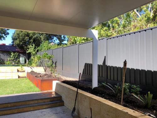 Colorbond Fencing & Gates Perth WA